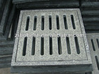 GRP drain cover with frame