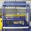 Fully automatic Woven wire deer fence machine