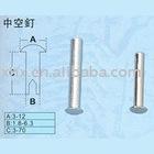 semi-tubular rivet