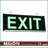 Malon ML-B021-1384 LED auto-test rechargeable emergency lamp