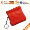 Simple Design PU Coin Bag For Promotion