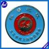 committee/council enamel metal name badge