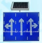 LED Solar Traffic Signs