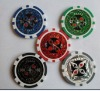 Casino Poker Chip 11.5g D40x3.3mm