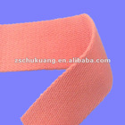 Colorful cotton twill webbing tape for belt and textile