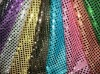 Silver Lurex Fabric with spangle(Knitted Fabric)