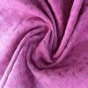 Faux Embossed Suede Fabric
