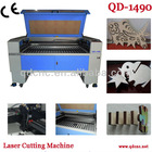 cnc co2 laser cutting machine wood 1490 wood laser cutting machine / wood laser cutting machine
