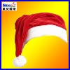ST-FM01-3# cute plush christmas/santa hats cotton/polyester/non-woven fabric