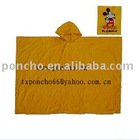 HIGH QUALITY PVC PONCHO