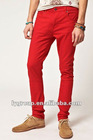 Men's Colored Denim Jeans Skinny Autumn Denim Jeans Pant