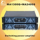 MA series pro amplifier