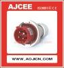 industrial plug 200v 3H, electrial flush plug 3H, IP67 plug waterproof 3H
