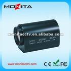 6-96mm Motorized Iris Zoom CCTV Lens