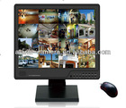 CCTV DVR 16 ch DVR&LCD all-in-one designed on Linux system