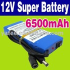 CCTV Rechargeable Lithium Super Battery