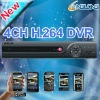 Weekly promotion- 4 channel h.264 cctv dvr recorder network(D2804S1)