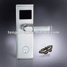 304#stainless stell Electronic Hotel Lock