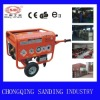 2012 New design electrical china chongqing Gasoline Generator