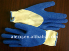 leather working gloves impregnated glove