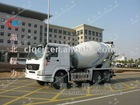 CSC5251GJBZ Concrete Mixer Truck