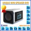 Exclusive Night Vision Mini Speaker Camera Infrared DVR for Gift