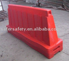 S-1650 water filled Road Barrier