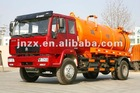 Heavy Duty Truck suction sewage truck