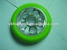 100mm PU wheels with aluminum core/Stunt scooter parts / Stunt scooter wheels