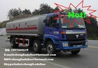FOTON 21m3 heavy oil transportation tanker truck with picturesque and price