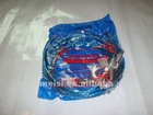 Steel cable tow rope 6mmx4m