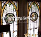 church glass/tiffany glass/art glass/multicolor glass/decorative glass JT-03