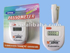 Single function pedometer-Step counter: 0-99999