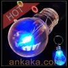 LED Bulb Design 8GB USB2.0 Flash Drive Memory Stick U-Disk - Blue