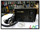 850 SMD Rework Station Hot Air Welding Gun, Welding Torch.