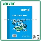 Lecture Pad /Refill pad A4 /140pages