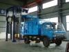Vertical Garbage Compression Station
