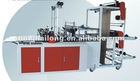 two layers bottom sealing bag making machine