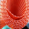 Low noise Polyurethane Coated Wire Rope Mesh
