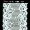 elastic Jacquard lace