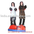 Boxing machine, ST-0114 dummy boxing machine