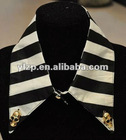 the most popular black and white stripes collar(YL2120911-4)