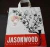 PE die cut shopping bags Qingdao