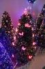 Plastic Christmas Tree with LED lights