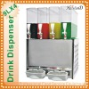 glass drink dispenser/haisland/CE approval