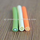 Nail Art Polymer Clay Canes Rods Sticker Decoration Fruit nail art sticker