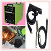 Mosfet inverter 400amp arc welder for carbon steel weld cap