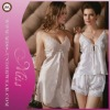 white western fashion ladies satin babydoll chemise