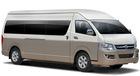 KINGSTAR NEPTUNE L6 17 Seats Gasoline Minibus