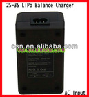 2S,3S Lipo Balance Charger AC Input Lipo Charger